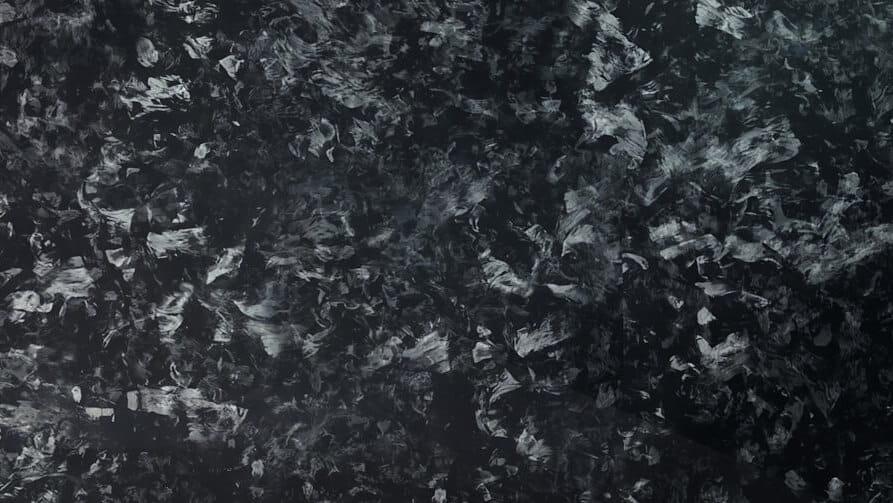 Texture carbone forgé disponible chez Armada Racing