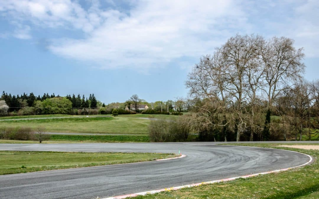 Session privée au Circuit de Mornay 2019