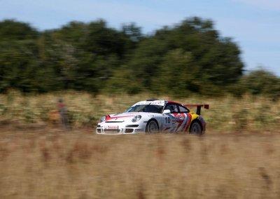 Rallye de saint yrieix 2019 - Porsche rallye 2018