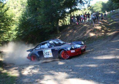 Rallye de saint yrieix 2019 - Porsche historique