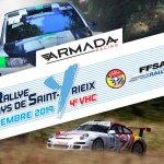 Armada Racing présent au rallye de saint yrieix 2019