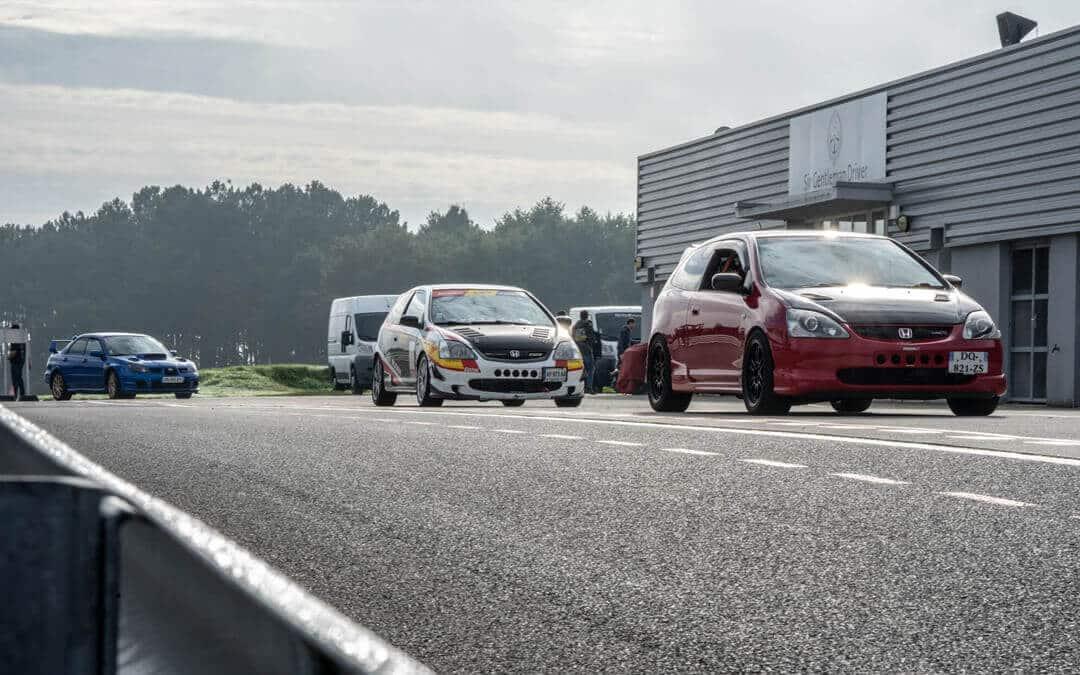 Circuit de Haute Saintonge, entre journée circuit et Shükai #6.
